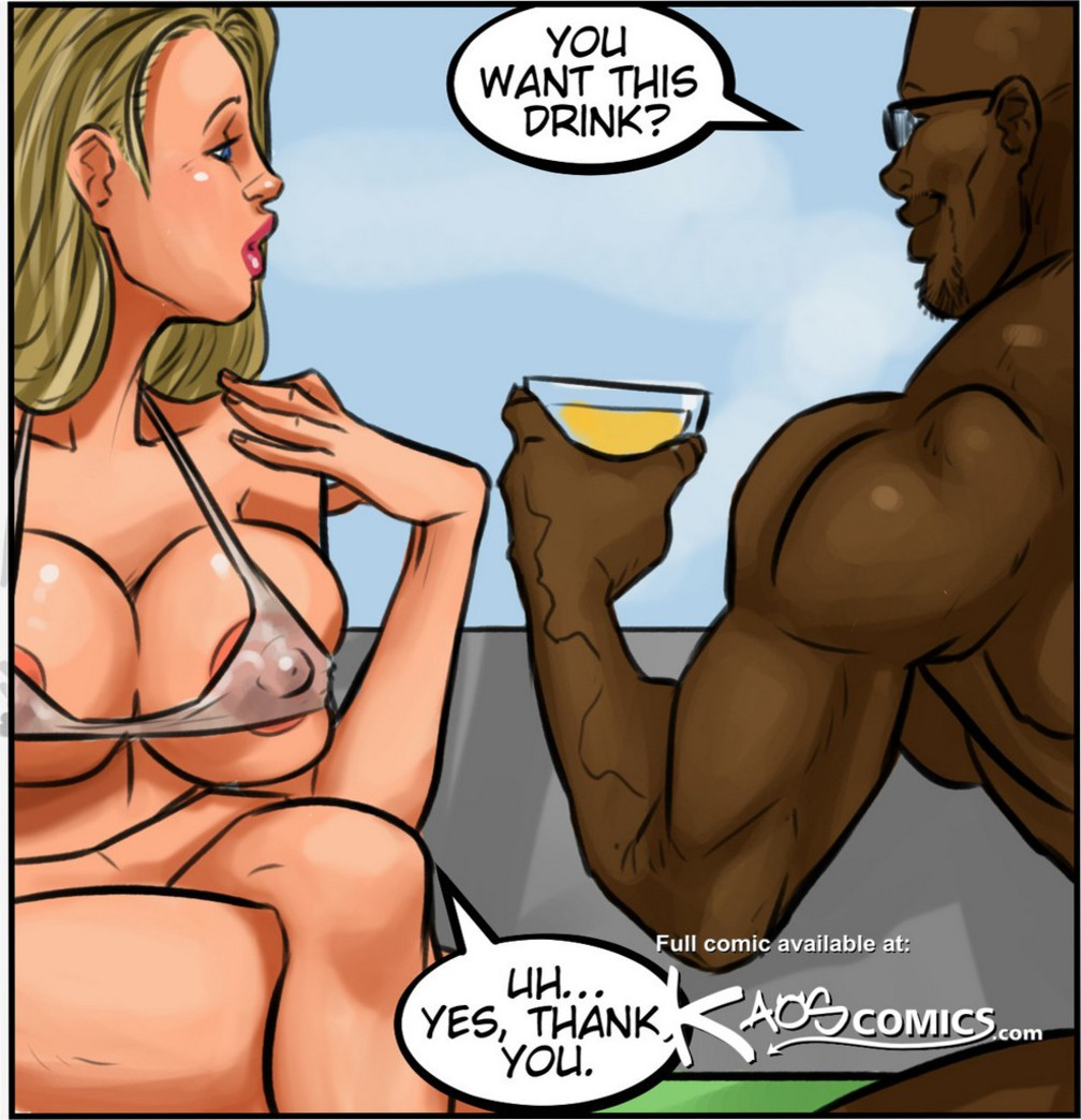 Can not Big black booty cartoon porn comics